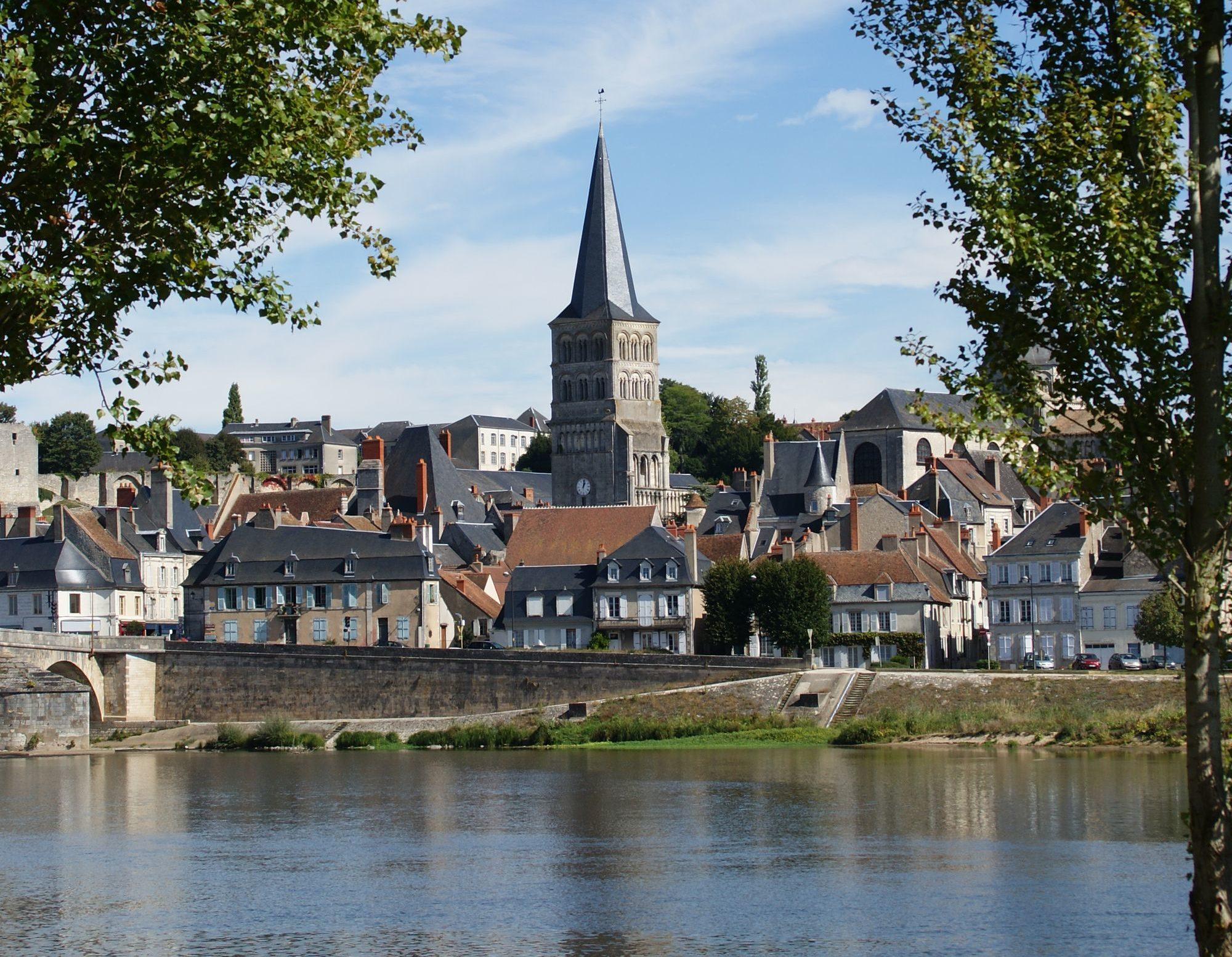 La Charité sur Loire - ©Virginie salle seutin