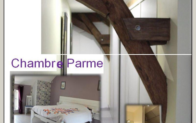 CHAMBRE-PARME