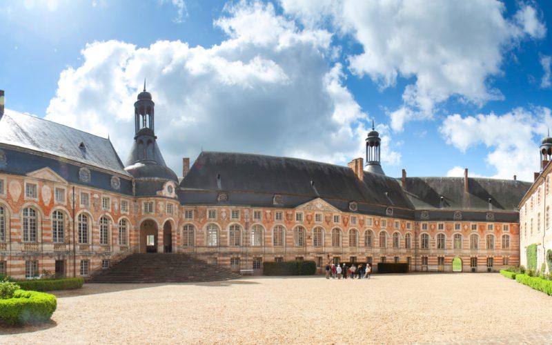 Château de Saint-Fargeau© Christophe Lörsh – Copie