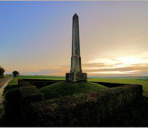 Obelisque de la Bataille de Fontenoy ©Daniel Salem (3)