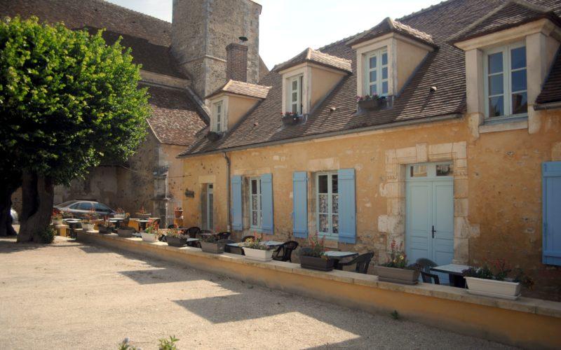 Restaurant Le Relais de Sainte-Colombe (2)