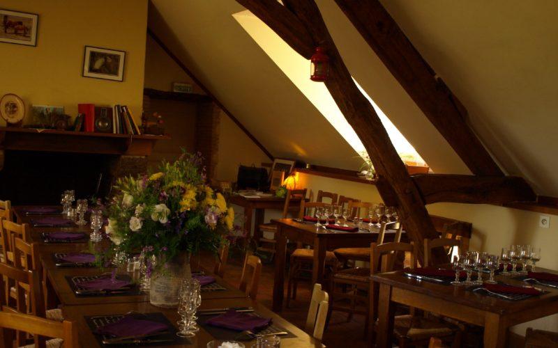 Restaurant Moulin de Vanneau – Saints en Puisaye