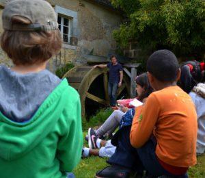 Classe verte – Moulin de Vanneau