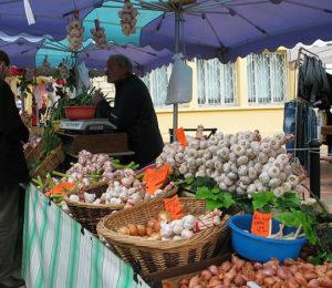 Les marchés en Puisaye-Forterre