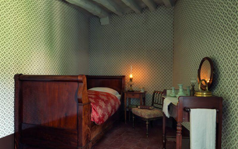 La chambre de Colette @Clarke Dhrace