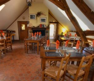 Restaurant le Moulin de Vanneau à Saints en Puisaye