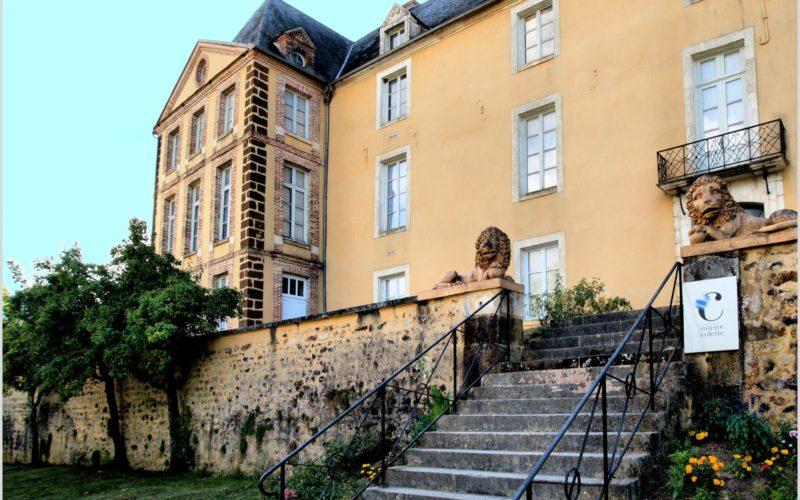 Musée Colette à Saint-Sauveur en Puisaye – ©Daniel Salem