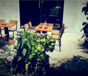 Restaurant la cuisine de Marc à Lain