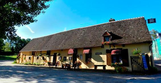 Restaurant au coup d'frein à Tannerre en Puisaye