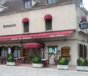 Restaurant l'Auberge de la demoiselle à Saint-Fargeau