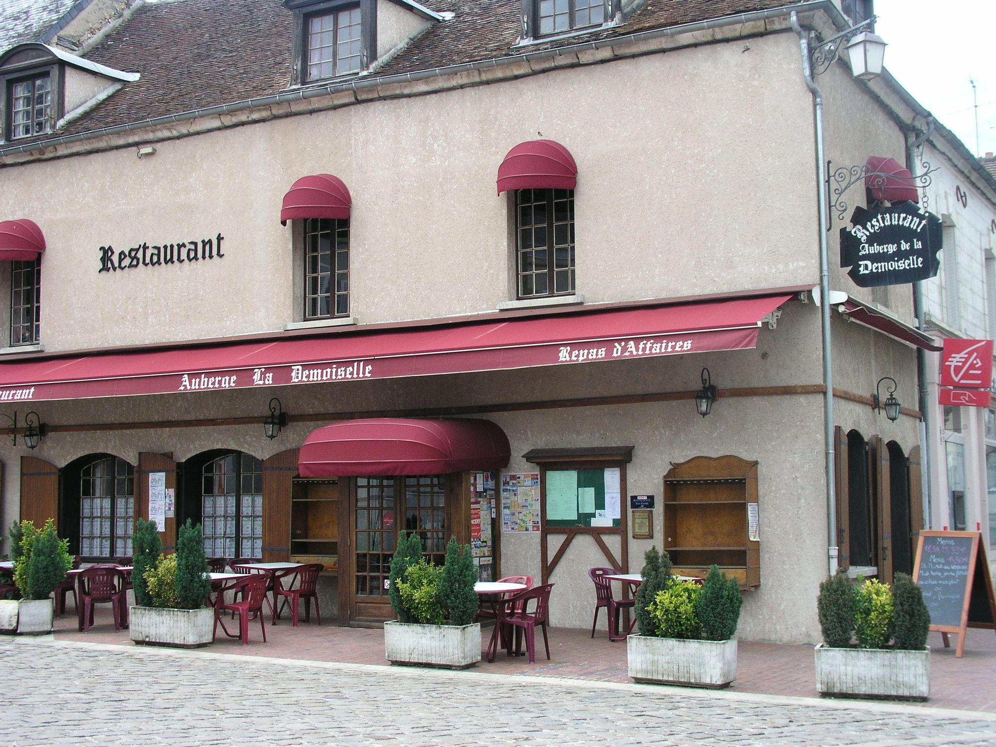 Restaurant Saint Fargeau