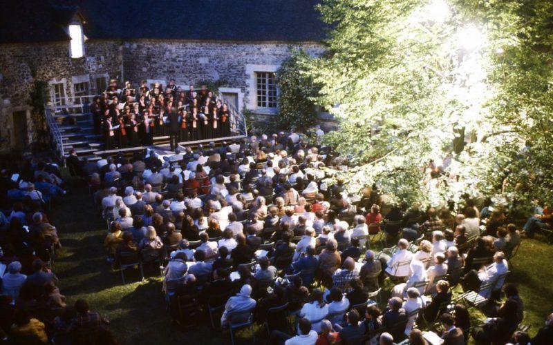 Concert au château de Râtilly – Treigny