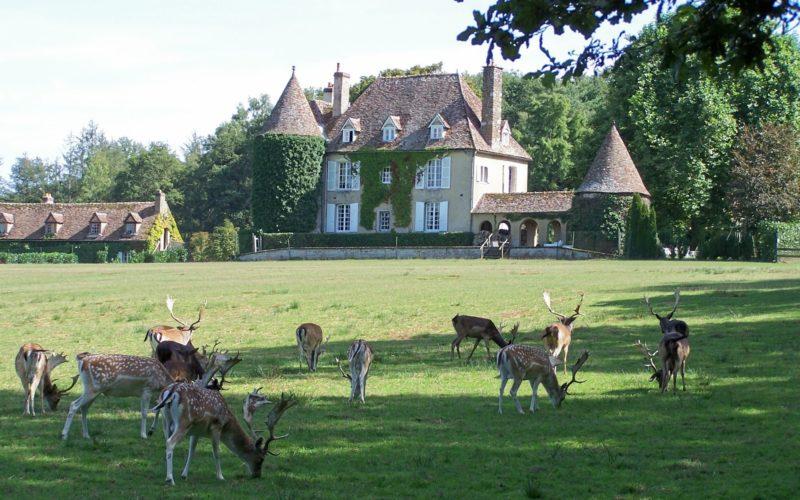 Parc animalier de Boutissaint