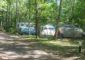 Camping municipal de la Calanque à Saint-Fargeau