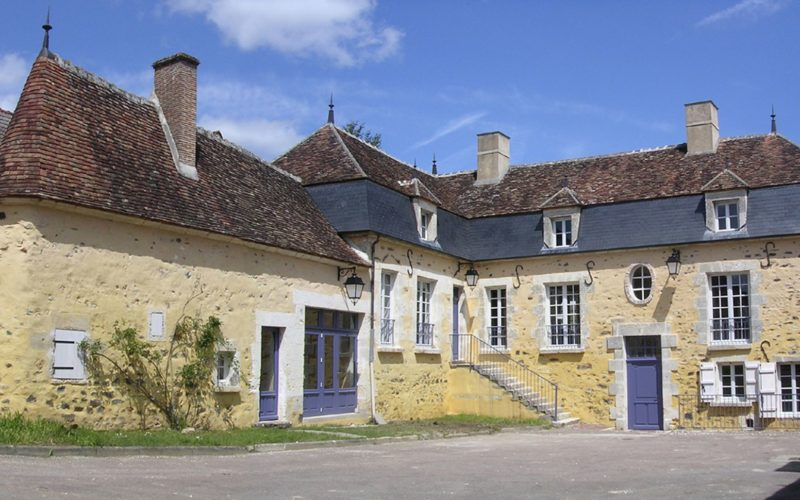 Le couvent de Treigny