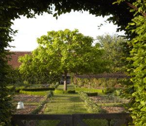 Jardin de la Borde à Leugny