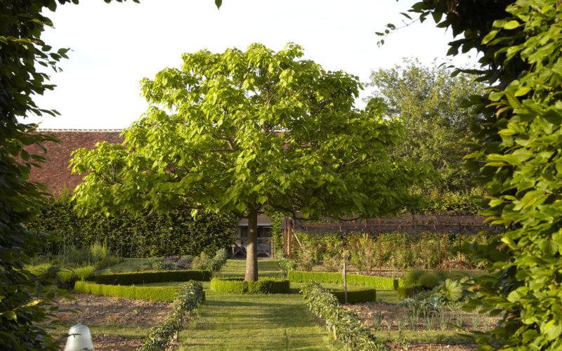 Visitez des jardins la borde puisaye forterre for Borde para jardin