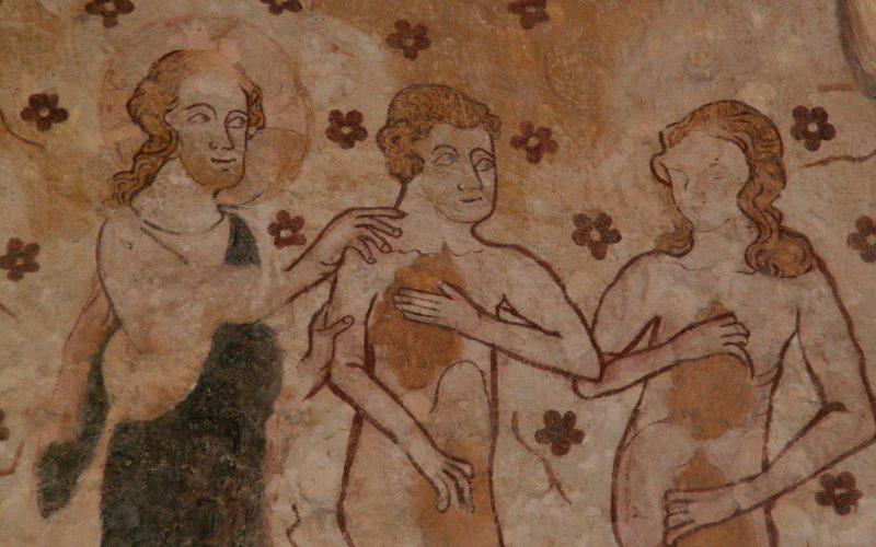 Réseau des peintures murales de Puisaye-Forterre