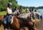 Le poney club de l'esperance à Dampierre sous Bouhy