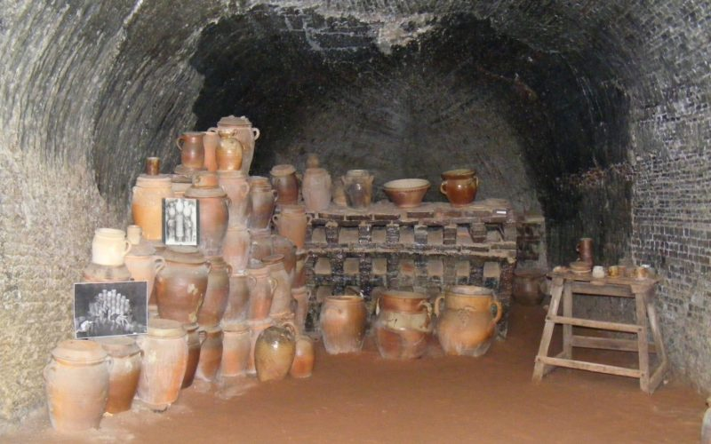 Maison de la mémoire potière à Saint-Amand en Puisaye