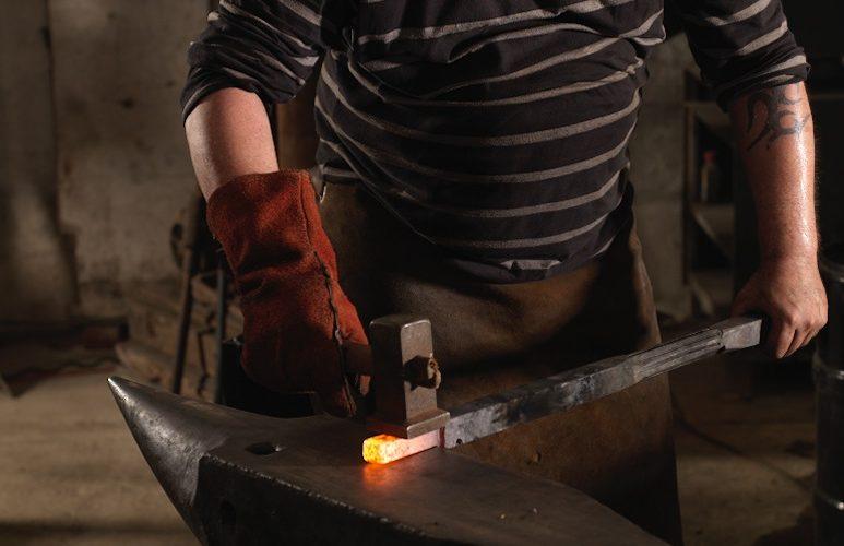 Musée des arts conservatoire de la forge à Saint-Sauveur en Puisaye – ©Clarke DRAHCE