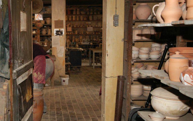 La poterie de la Batisse à Moutiers en Puisaye – ©Daniel Salem