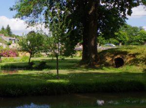 Jardin Ribaudin de Mezilles