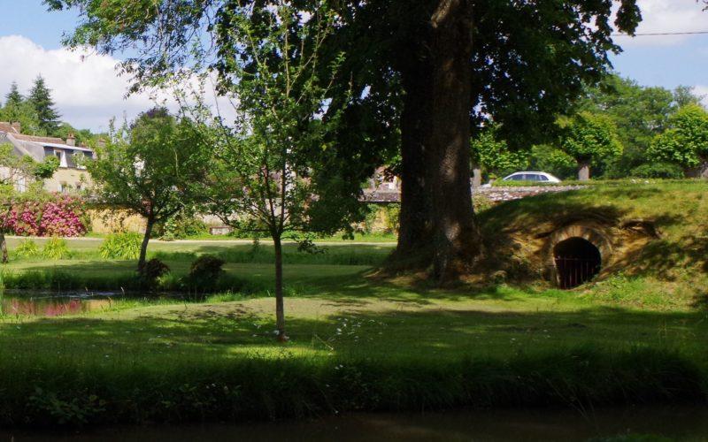 Jardin Ribaudin de Mezilles – ©Régine.R