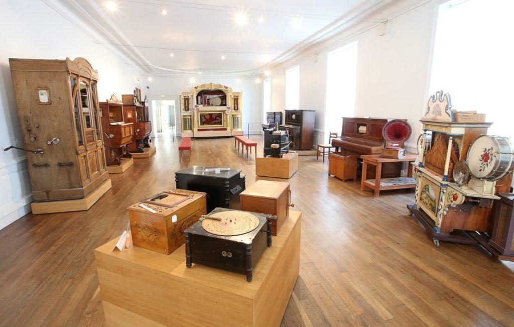 Le musée du son à Saint-Fargeau
