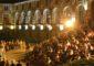 Visite de nuit aux chandelles au château de Saint-Fargeau – ©Aurélie Doin