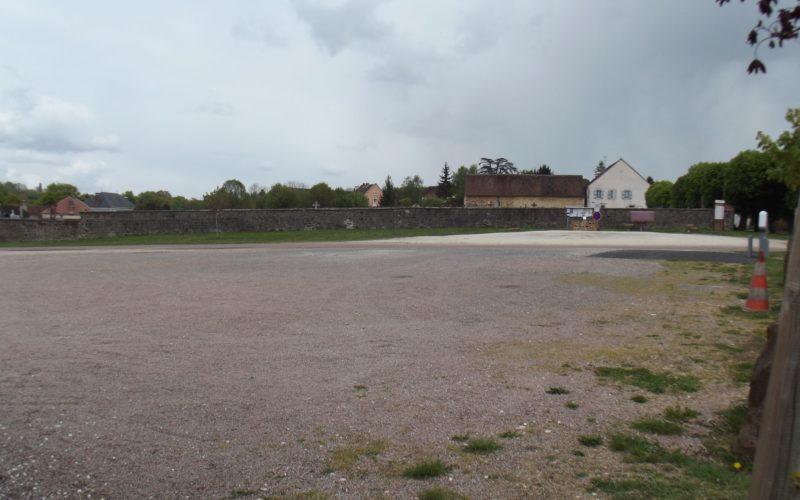 Aire de service et stationnement pour camping-cars à Treigny (5)