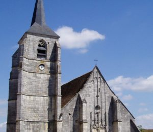 Autour du clocher -visite guidée à Treigny