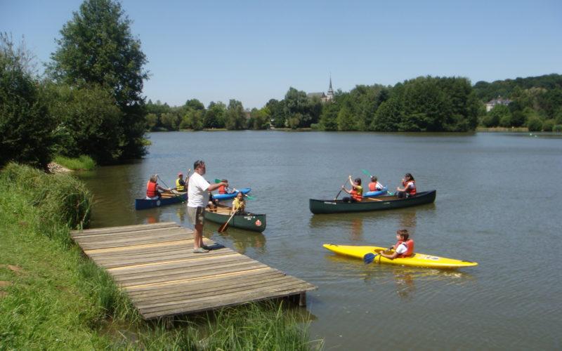 Kayak à Toucy – © C.Raverdeau