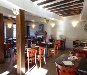 Restaurant la médiévale à Saint-Fargeau