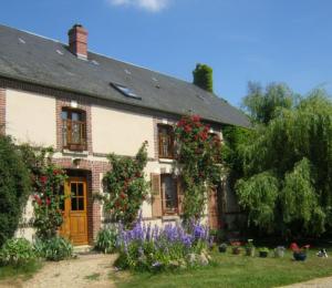 Chambres d'hôtes la ferme de plénoise à Charny (3)