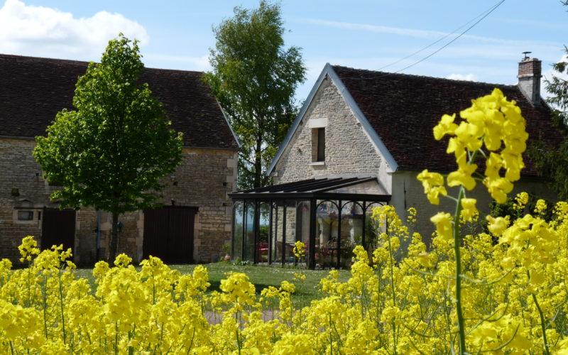 Chambres d'hôtes le Moulin de Taingy – Puisaye – Bourgogne – Proche Guédelon (12)