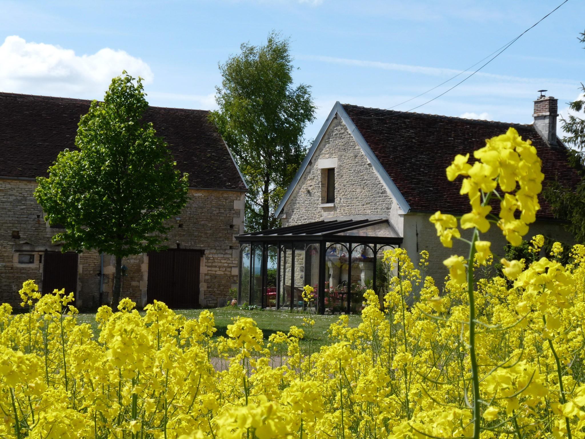 Chambres d h´tes le Moulin de Taingy dans l Yonne en région