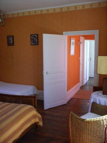Chambres d'hôtes il était une fois un jardin à Saint-Fargeau