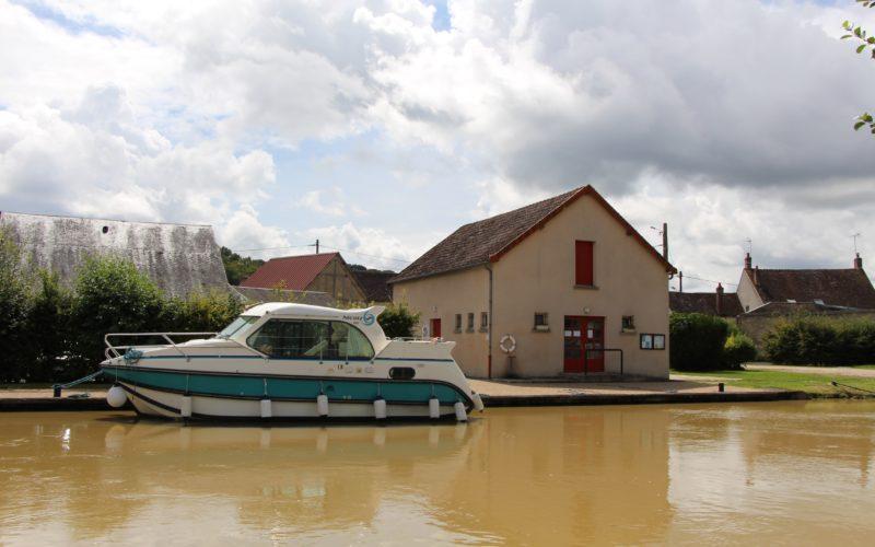 Tourisme fluvial du Centre
