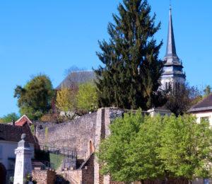 Ville de Toucy