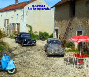 Chambres d'hôtes 1950 les tendres années (1)