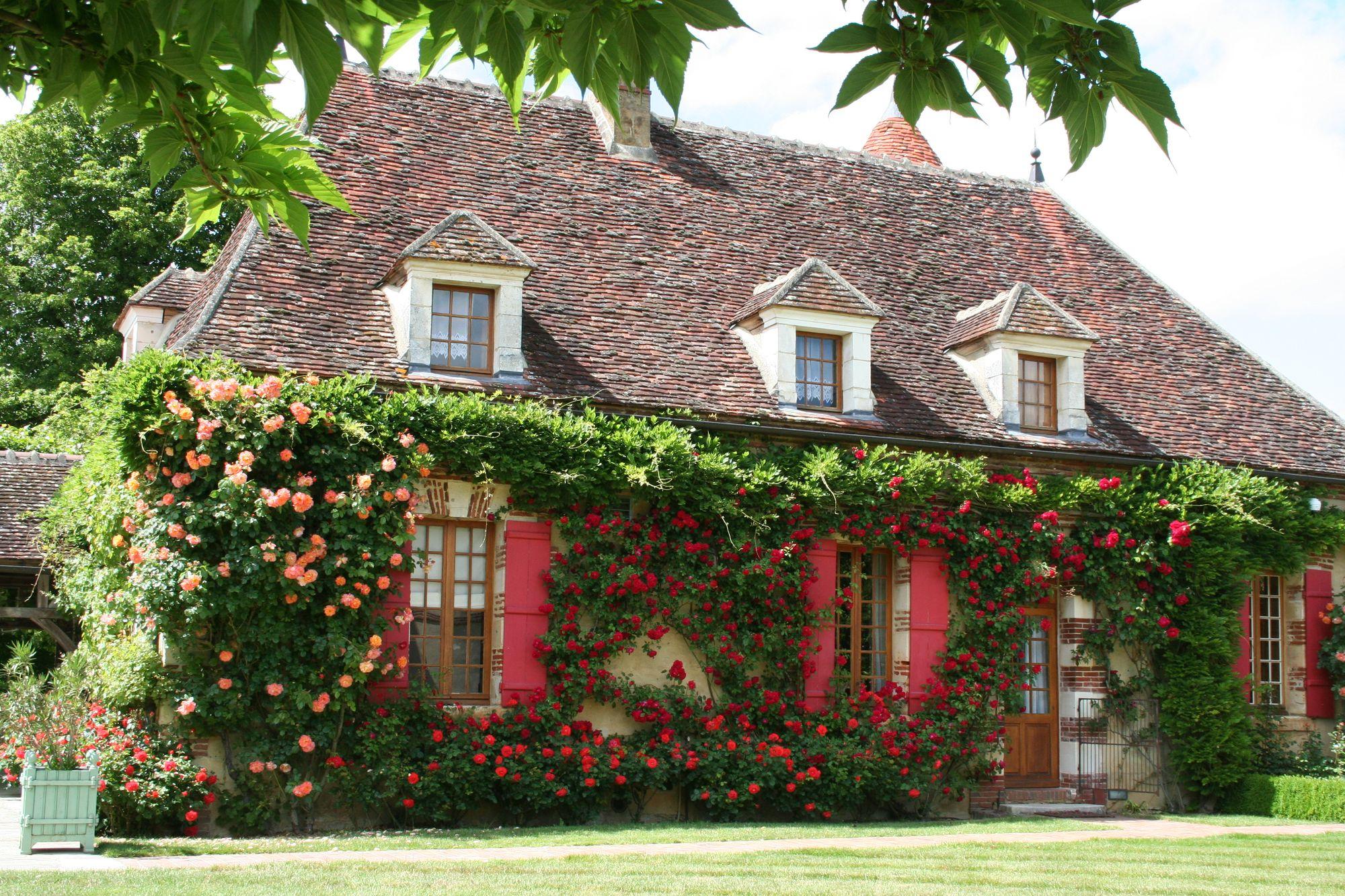 Chambres d h´tes la Borde en Puisaye dans l Yonne en Bourgogne