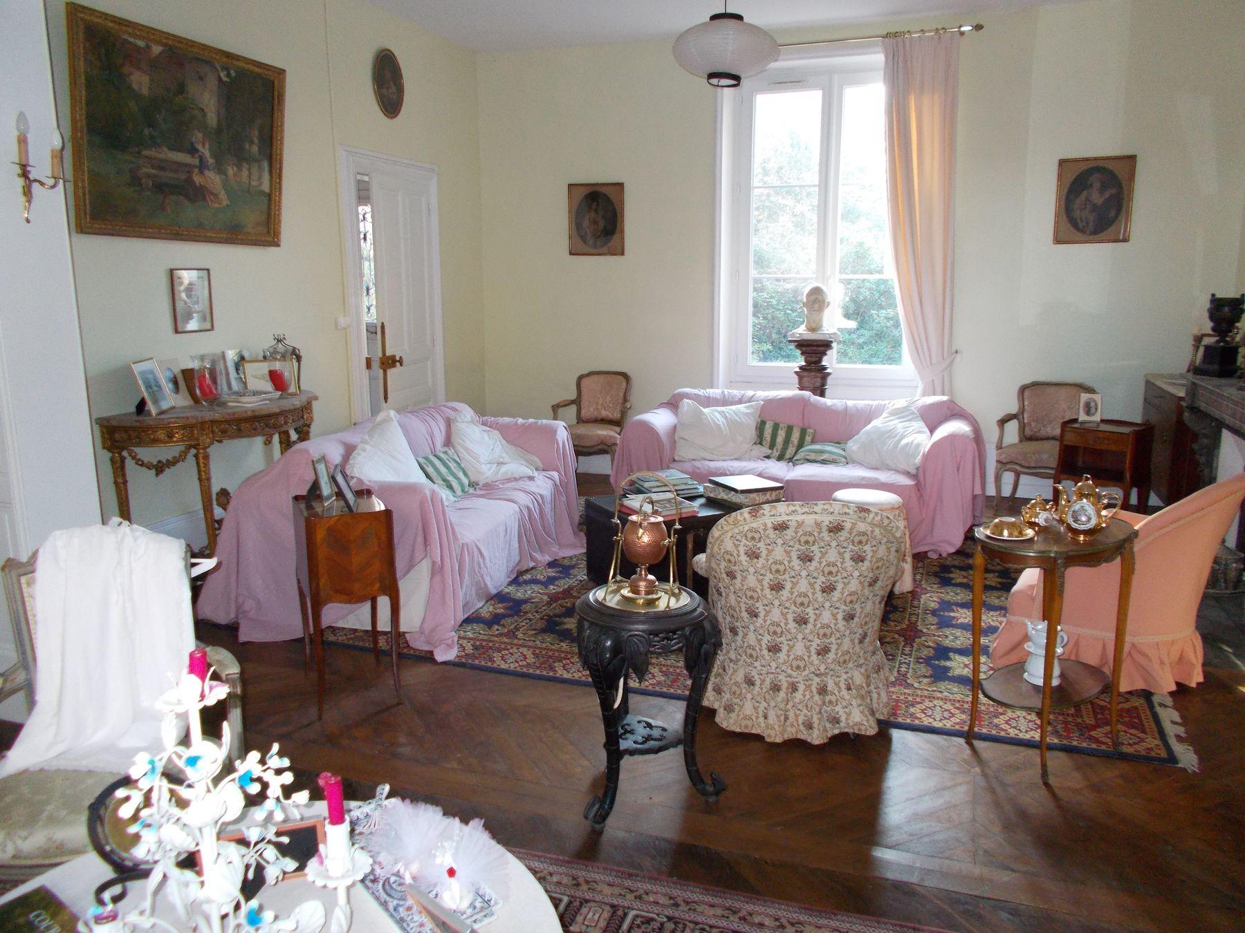 Chambres d h´tes le domaine des sapins  Saint Sauveur en Puisaye