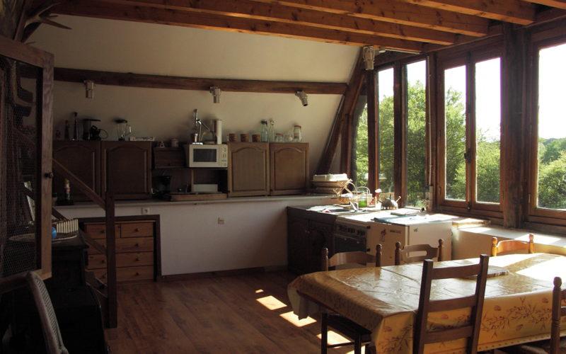 Gîte les Tenains à Saint-Fargeau en Puisaye – Bourgogne (3)
