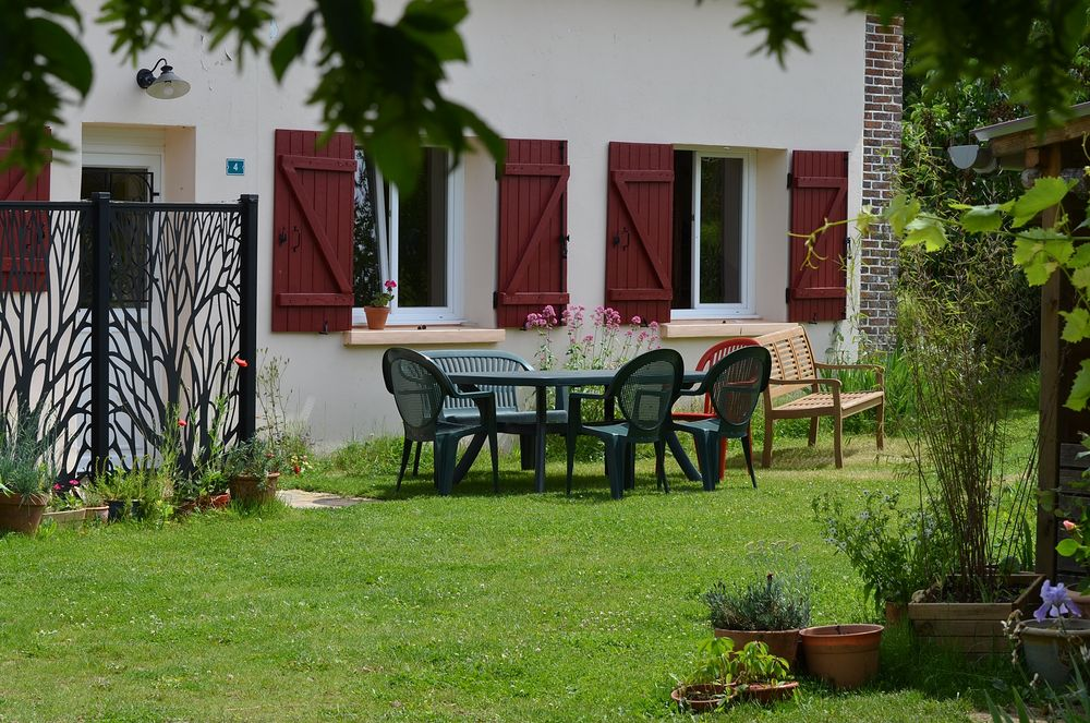Gîte le jardin des Paillots - Charny - Puisaye-Forterre