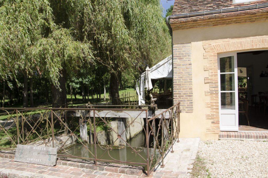 Restaurant du Moulin de Corneil à Mezilles