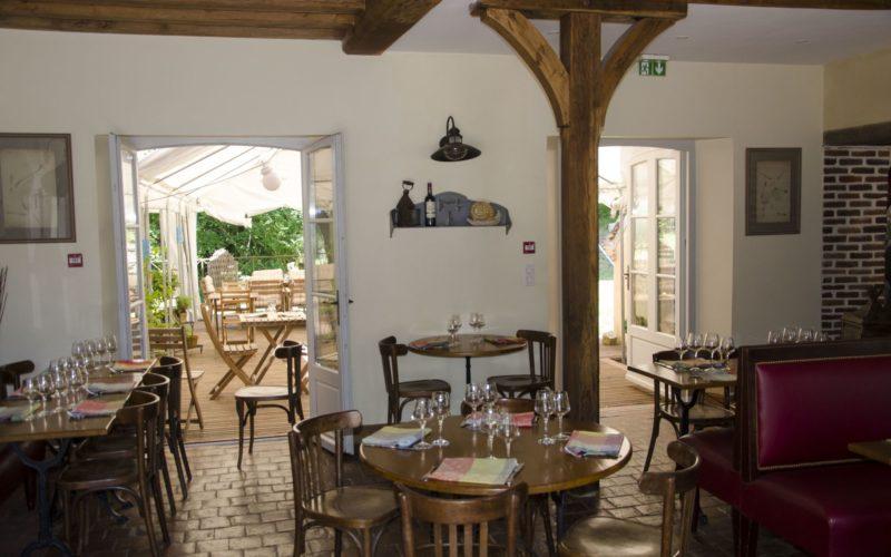 Chambres d'hôtes et restaurant le Moulin de Corneil à Mezilles (20)