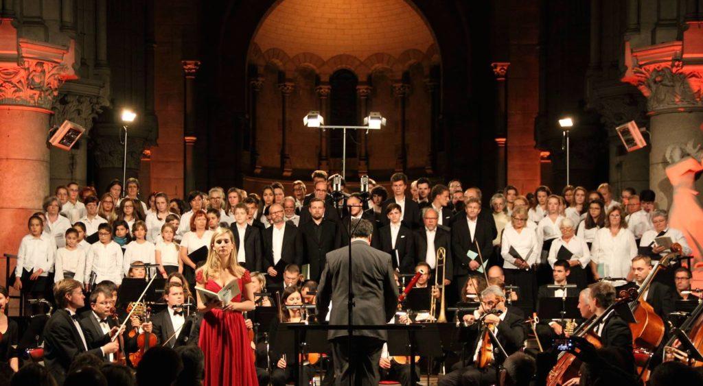 Les estivales en Puisaye-Forterre - Concerts de musique classique en août ©Les estivales