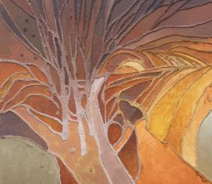 Marcel Poulet, un peintre d'ocre en son pays