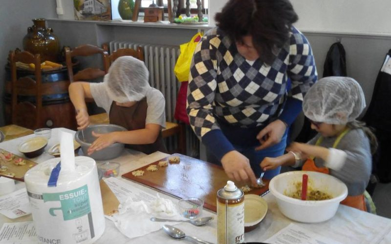 Atelier cuisine restaurant le champcevrais